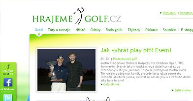 Hrajeme Golf